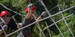 Ketchikan Aerial Zip & Rainforest Courses