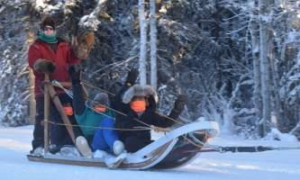 2019 north pole dog sledding pmkpyk