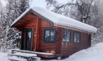James lake cabin public use cabins alaska org james lake puc 2 dnr p0v6ma