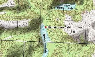 Marten lake cabin 01 muix5r