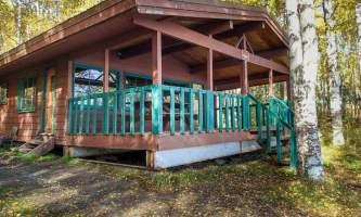 Nancy lake cabin 4 public use cabins alaska org nancy lake puc 4 photo 1 p0x1sk