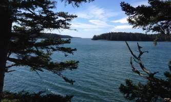 Shuyak island big bay looking west to shelikof strait shuyak island state park o19y14
