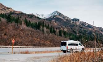 Alaska 4x4 rental 49th state supply van5 pgp6nr