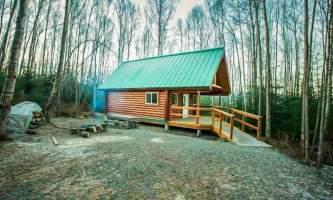 Beluga bore tide public use cabins alaska org bore tide cabin alaska 7 p0x6ev