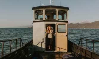Coldwater alaska water taxi homer vaca 47 pnvfdx