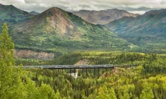 Denali rail tours rail2013 08 from a distance pavzxt