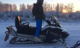 Snowmobiling 40 below ride oxrmyz