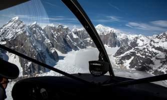 Tok air service ruth gorge p09212