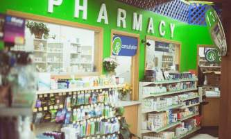 Ulmers drug hardware pharmacy p54lm6