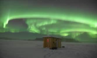 Winter fairbanks aurora viewing tour oxrv2d