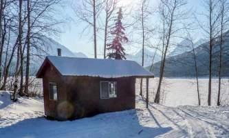 Yuditna cabin public use cabins alaska org yuditna cabin 2 dnr p0x90o