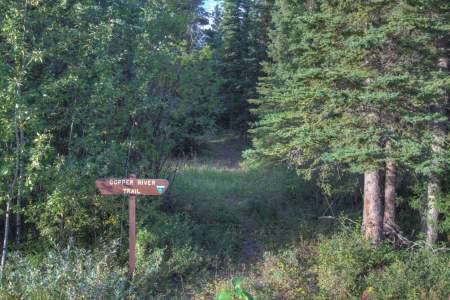 Copper River Trailhead