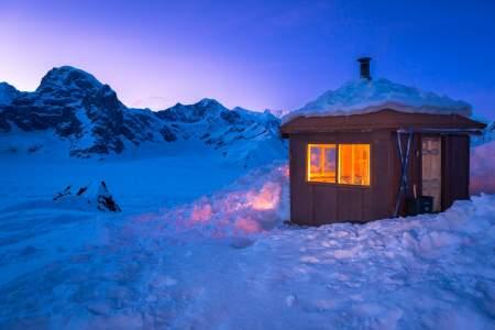 Don Sheldon Mountain House