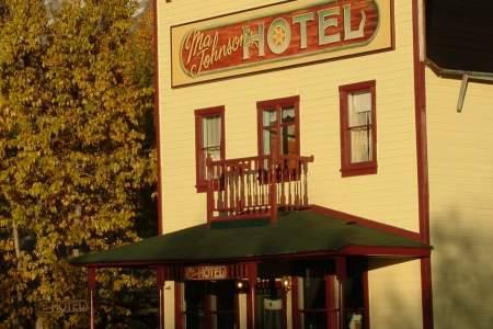 McCarthy Lodge & Ma Johnson's Hotel