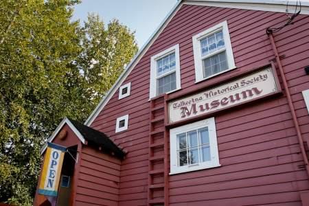 Talkeetna Historical Society Museum