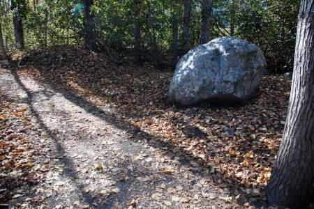 Large Boulder