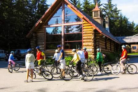 Cycle Alaska Juneau Biking Tours