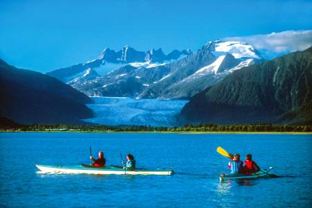 Glacier View Sea Kayaking
