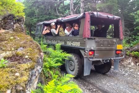 Gold Mine Safari Tours