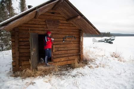Trapper Joe Lake Cabin