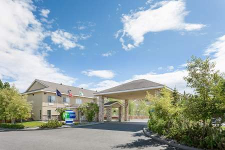 Holiday Inn Express Anchorage Airport
