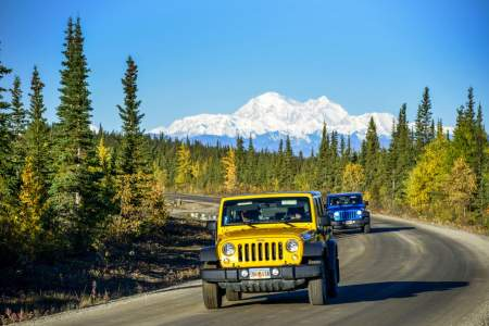Denali Highway Jeep Excursions & Rentals