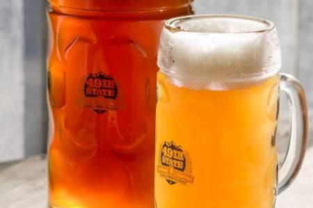 49th State Brewing Company - Denali
