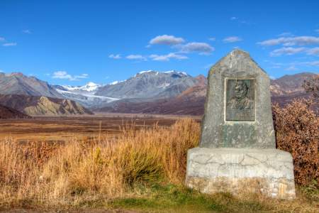 Richardson Monument (mi 200.4)