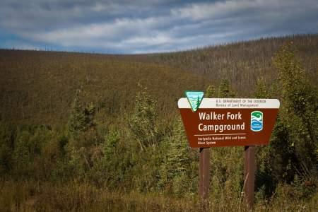 Walker Fork BLM Campground