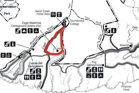 Aaron Creek Trail