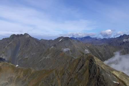 Abe's Trail (Gentoo-California Ridge)