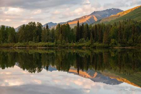 Tenderfoot Creek Campground