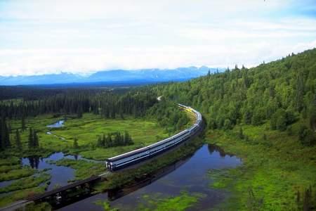 Denali Star Route (Anchorage - Talkeetna - Denali - Fairbanks)