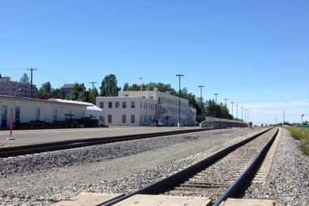 Alaska Railroad Beginnings