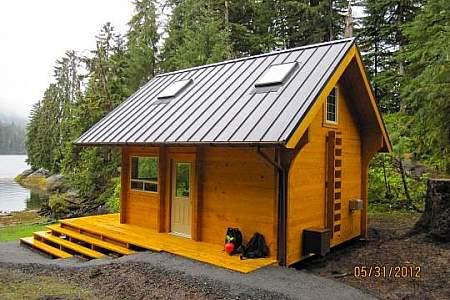 Anan Bay Cabin