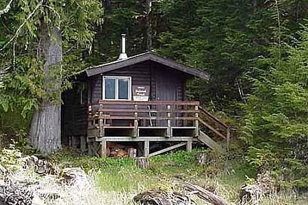 Anchor Pass Cabin
