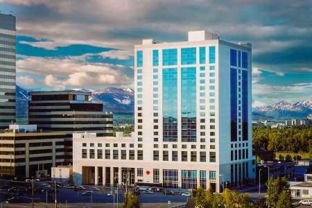 Marriott Anchorage Downtown