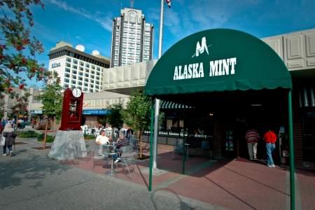 Alaska Mint