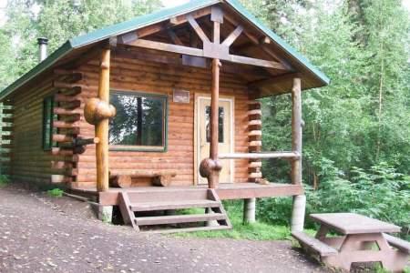 Bald Lake Cabin