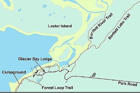 Bartlett River Trail