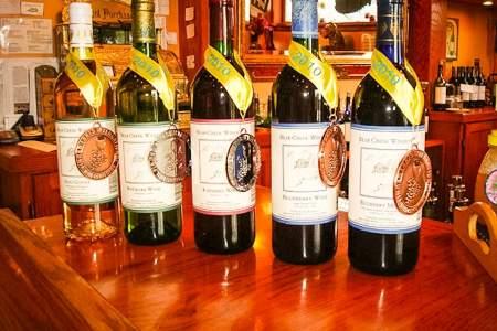 Bear Creek Winery & Lodging