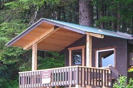 Beecher Pass Cabin