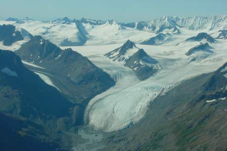 Stephens Glacier