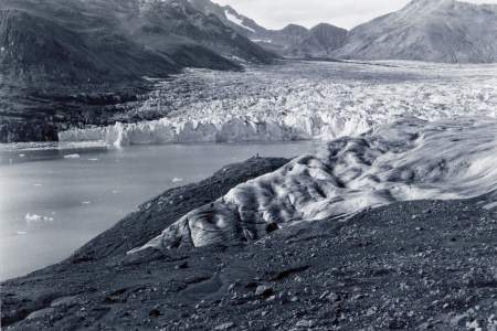 Plateau Glacier