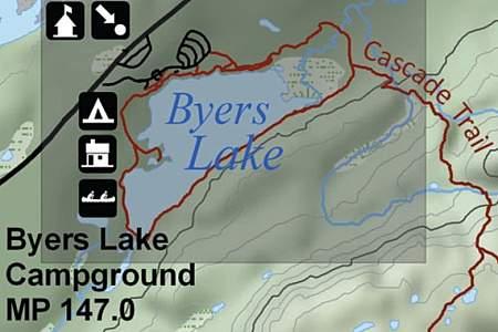 Byers Lake Trail