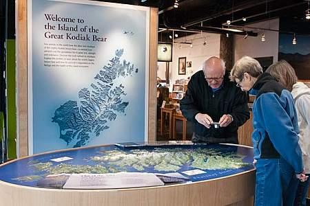 Kodiak Wildlife Refuge Visitor Center