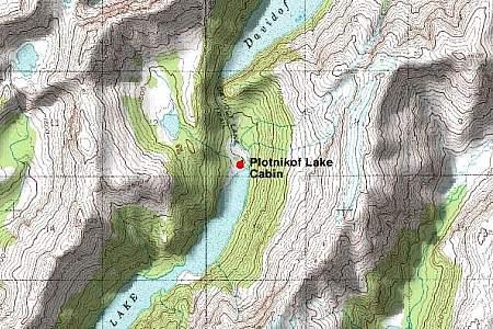 Davidof Lake Trail