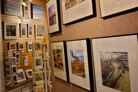 Fairbanks First Friday Art Displays