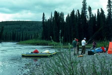 Gulkana River (Lower)