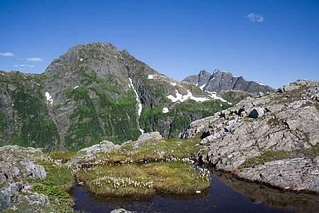 Gavan Hill to Harbor Mountain